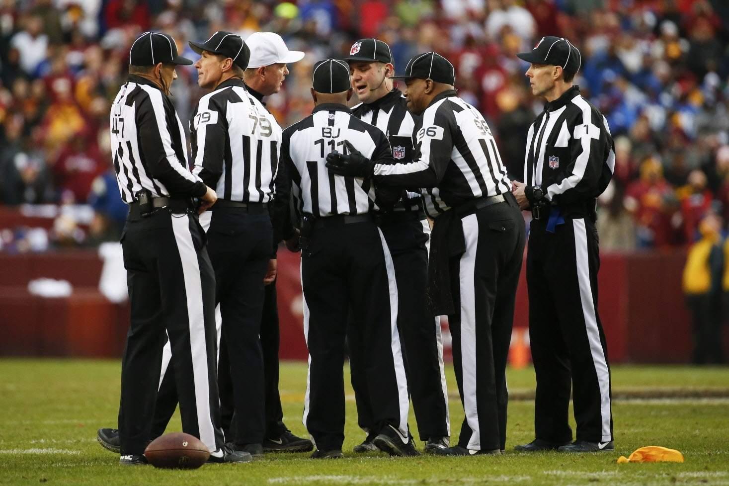 Come si designano gli arbitri per i playoff
