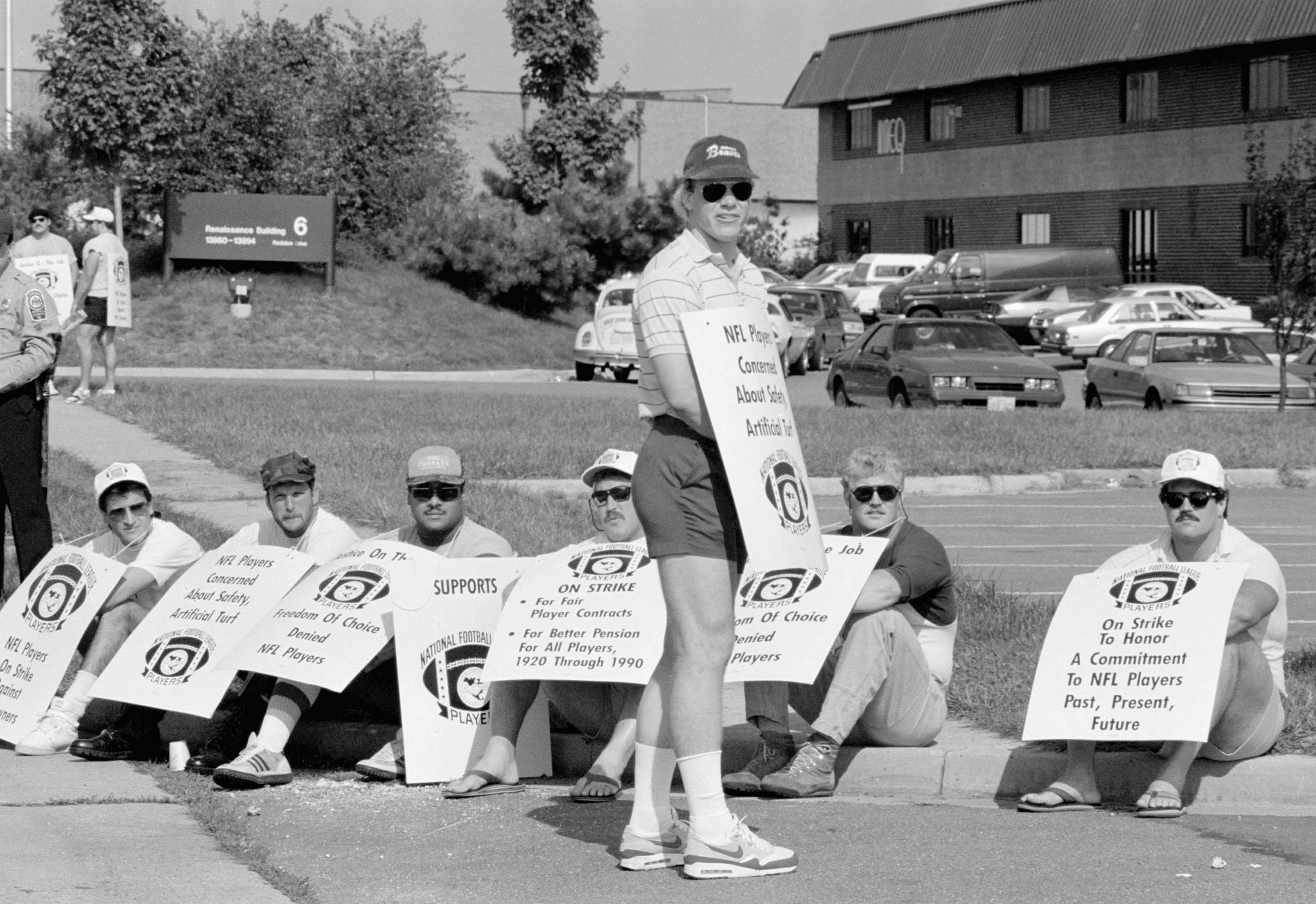strike 1987 nfl
