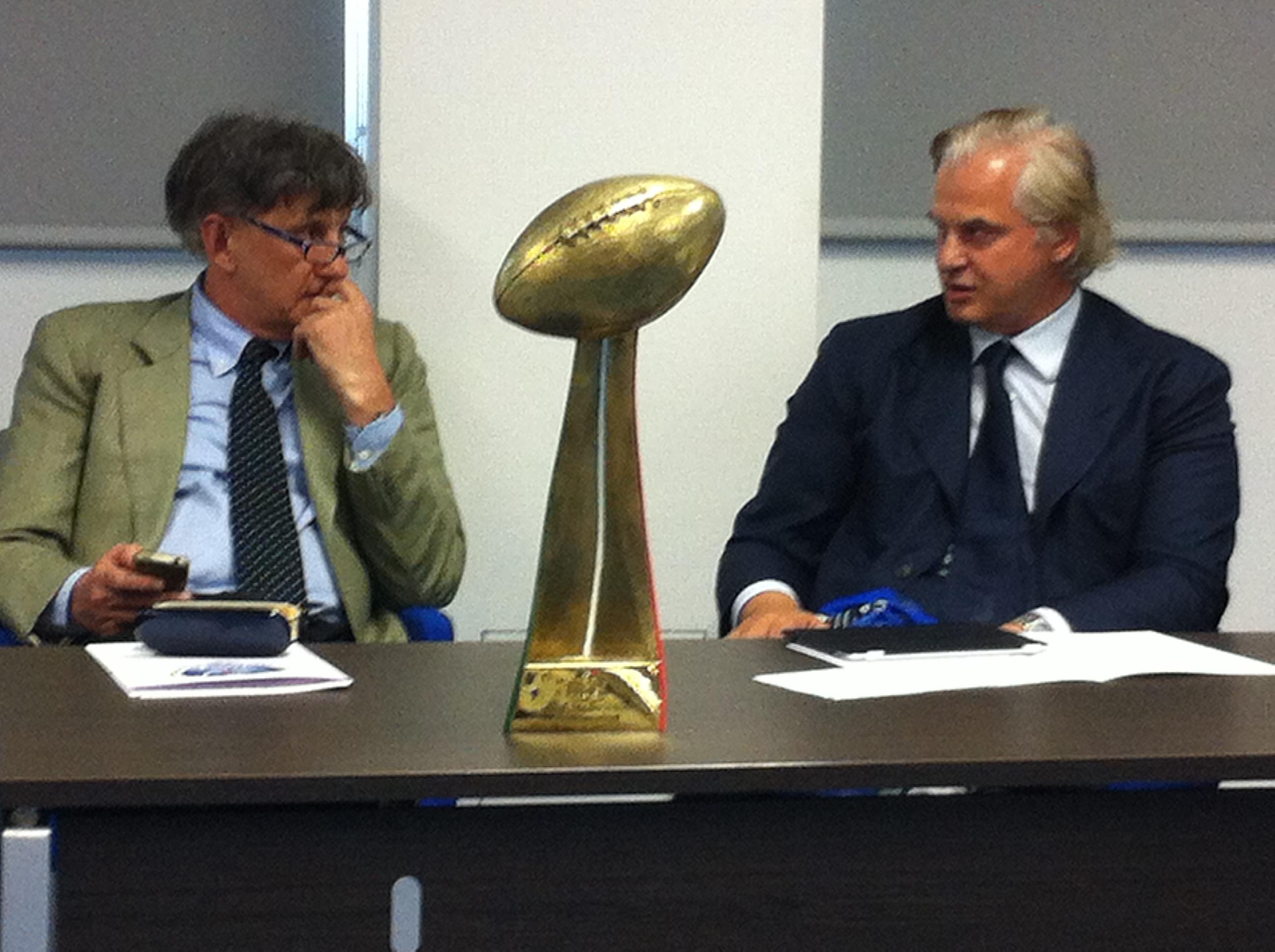[IFL] Presentazione Super Bowl XXXII