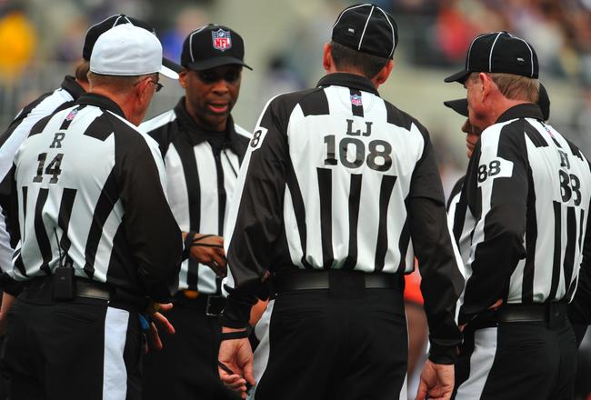 [NFL] La NFL rompe le trattative con gli arbitri