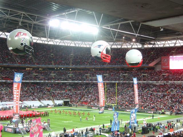 [NFL] Scambio Rams-Jaguars per Wembley 2013/14