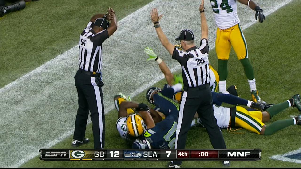 [NFL] Touchdown o intercetto?