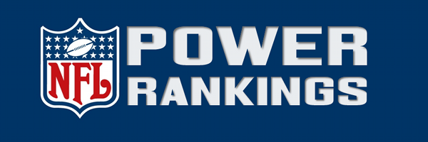 [NFL] Power ranking - week 1