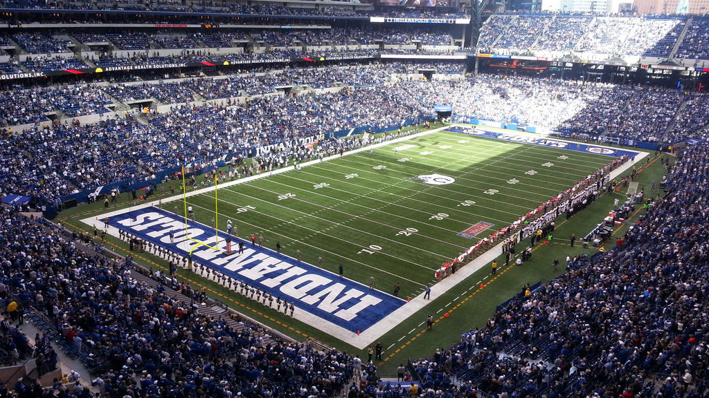 [NFL] Week 3: cartolina da Indianapolis