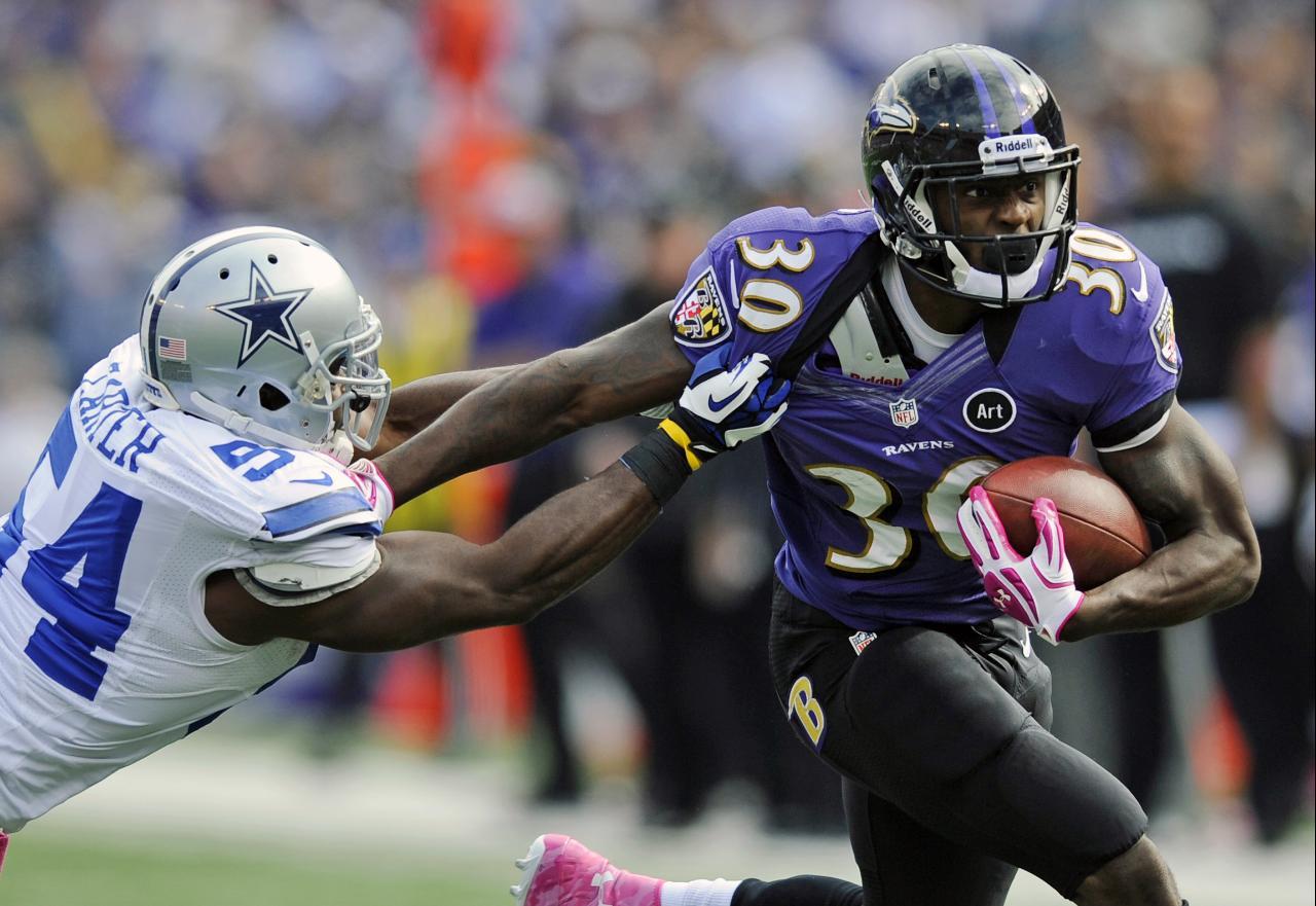 [NFL] Week 6: Ravens vittoriosi sui Cowboys ma a caro prezzo
