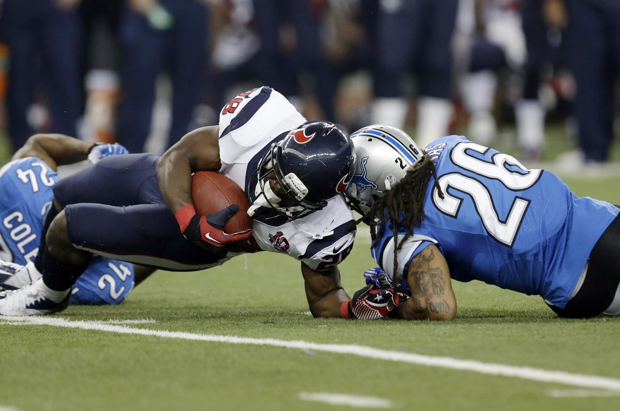 [NFL] Week 12: tacchino per i Texans