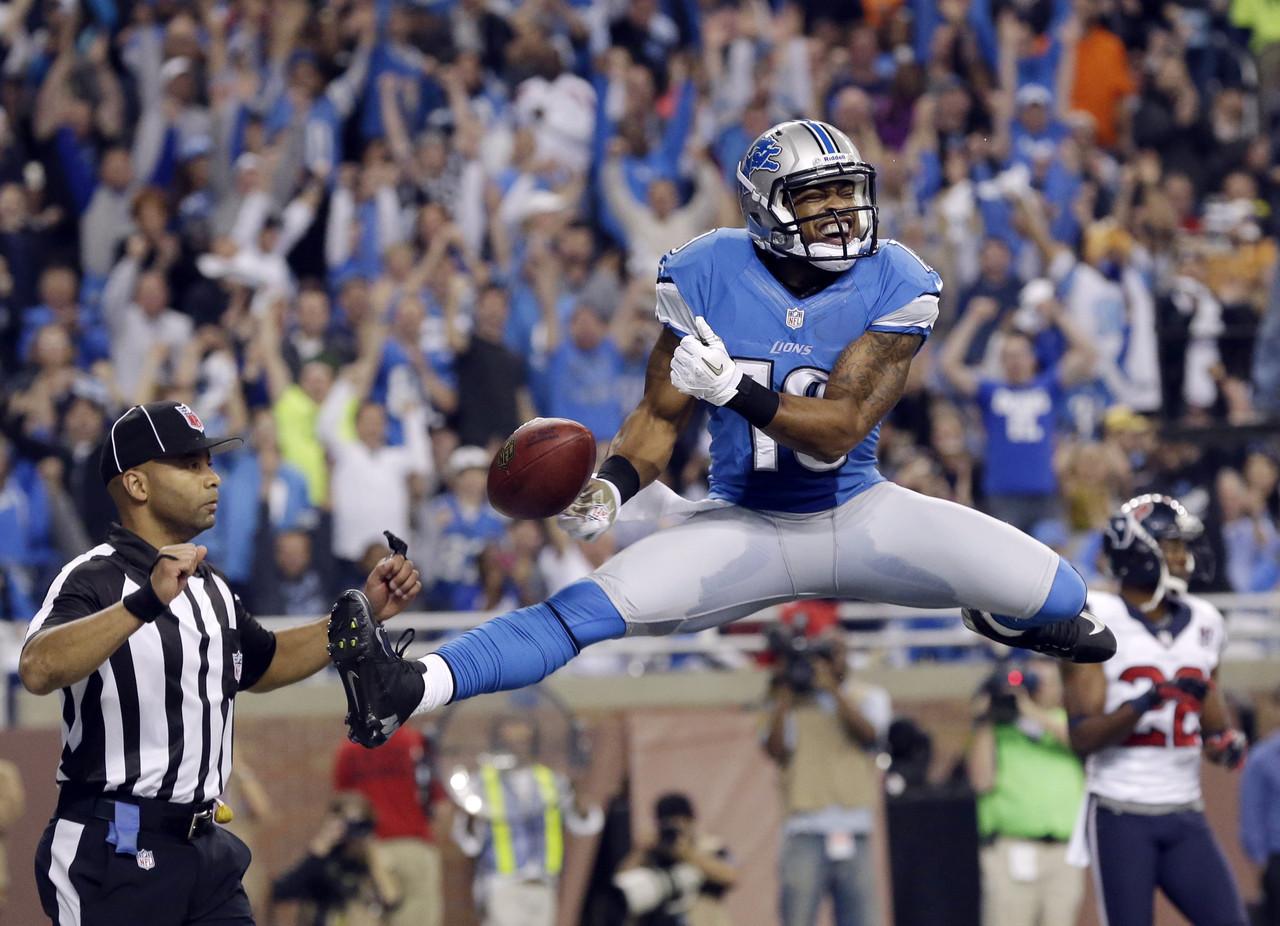 [NFL] Detroit Lions 2013