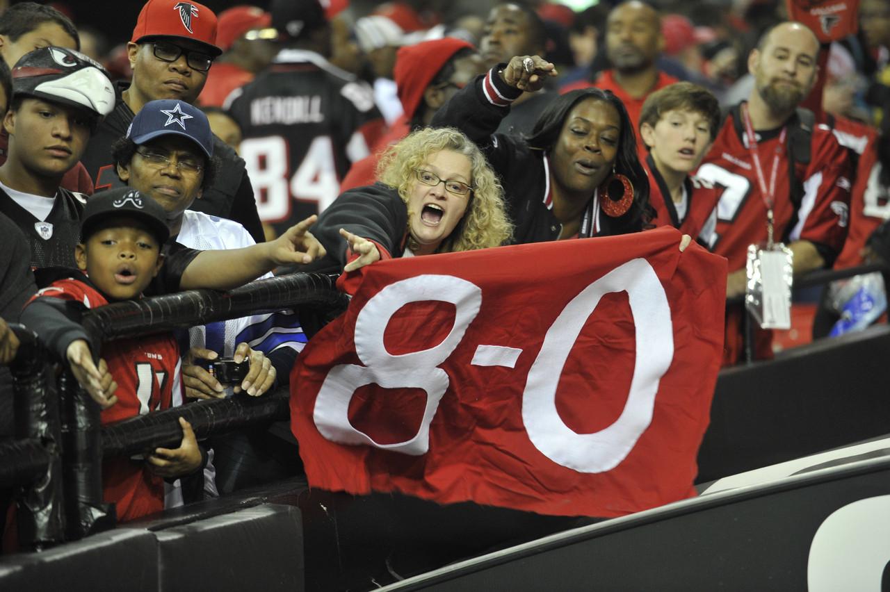 [NFL] Week 9: Falcons imbattuti anche contro i Cowboys