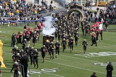 [NCAA] Boiler Up! Seconda parte