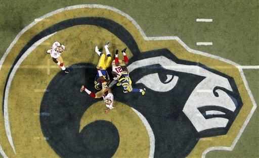 [NFL] Week 13: Rams e 49ers overtime senza pareggio finale