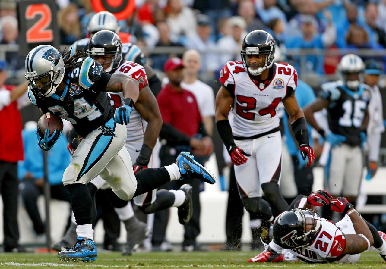 [NFL] Week 14: Newton ferma i Falcons