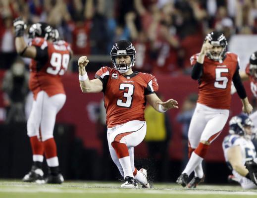 [NFL] Divisional: paura e trionfo per i Falcons