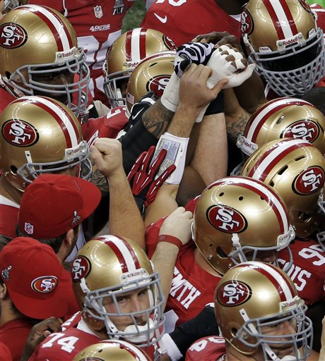 [NFL] Super Bowl: dalla panchina dei 49ers