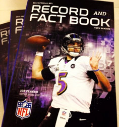 [NFL] Record and Fact Book - edizione 2013