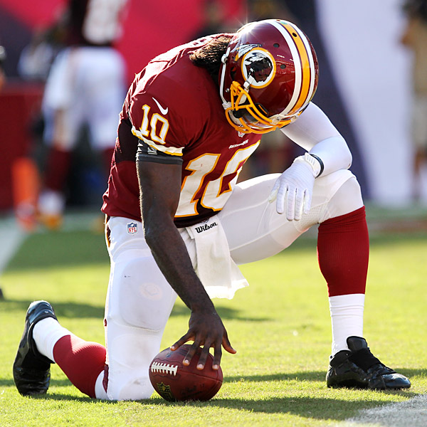 [NFL] Washington Redskins 2013