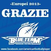 Grazie Blue Team