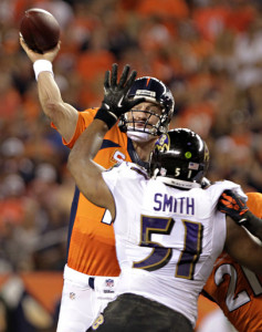 Peyton Manning, Daryl Smith