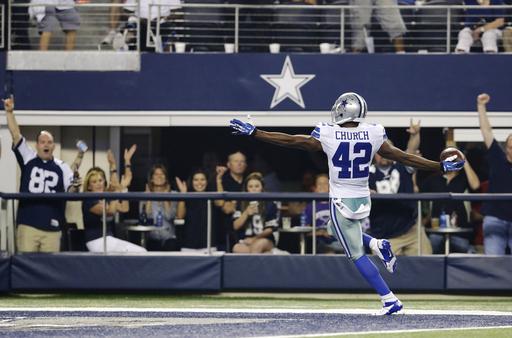 [NFL] Week 1: Dallas Cowboys vs New York Giants 36-31