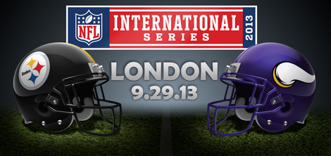 [NFL] International Series 2013, giovedì