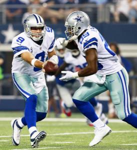 Dallas Cowboys: Tony Romo, DeMarco Murray