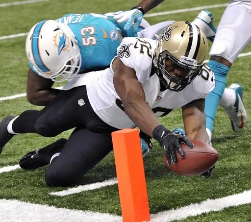 [NFL] Week 4: New Orleans Saints vs Miami Dolphins 38-17