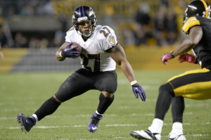 Ray Rice, William Gay