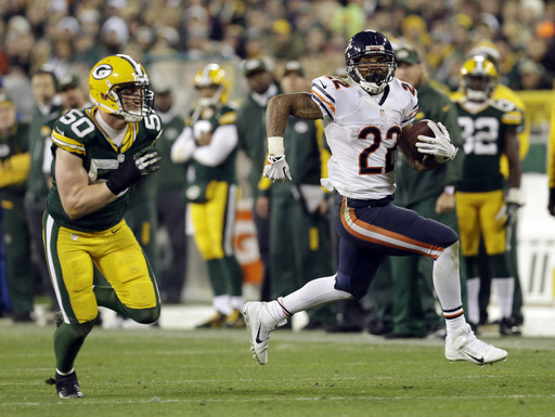 [NFL] Week 9: Green Bay Packers vs Chicago Bears 20-27