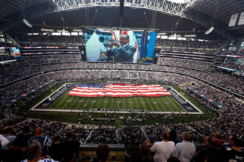 [NFL] Week 9: Colori, episodi ed emozioni