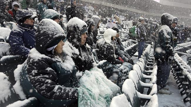 [NFL] Un Super Bowl sotto la neve