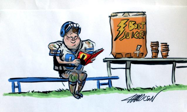 [NFL] La stagione NFL a fumetti
