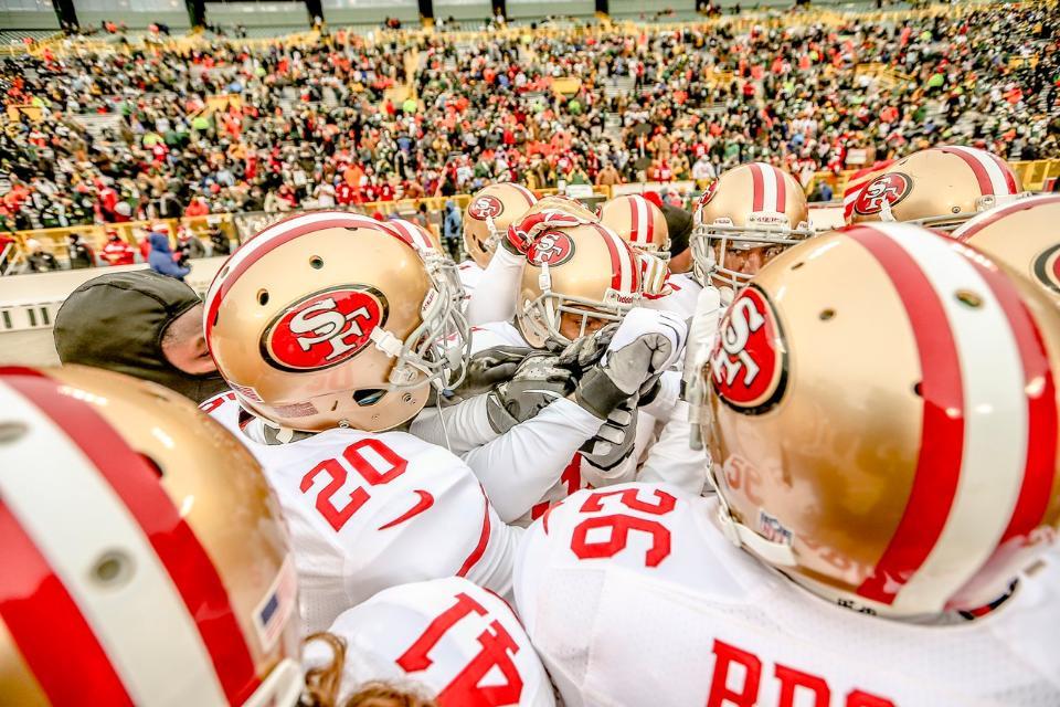 [NFL] Parola all'Insider: San Francisco 49ers - Massimiliano Zanone