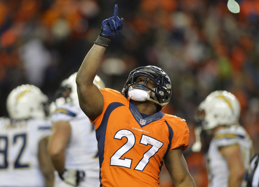 [NFL] Divisional: San Diego Chargers vs Denver Broncos 17-24