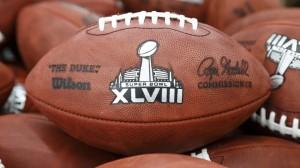 Pallone ufficiale del Super Bowl