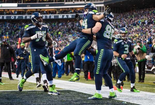 [NFL] Divisional: New Orleans Saints vs Seattle Seahawks 15-23