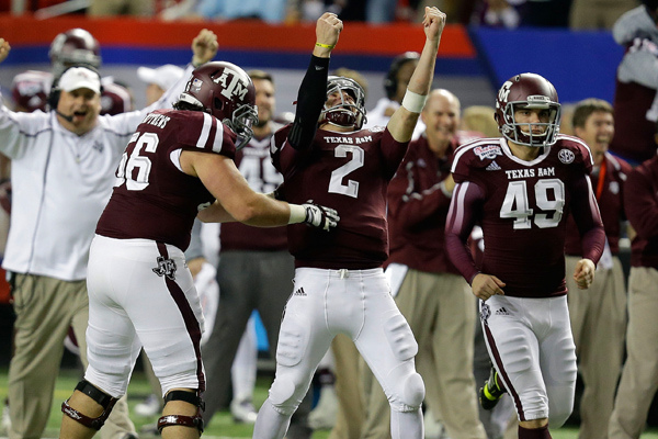 [NCAA] Il miracolo di Johnny Football