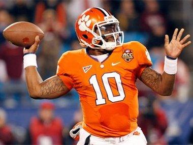 [NCAA] La strada verso il Draft: Tajh Boyd