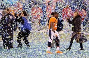 CJ Anderson Broncos