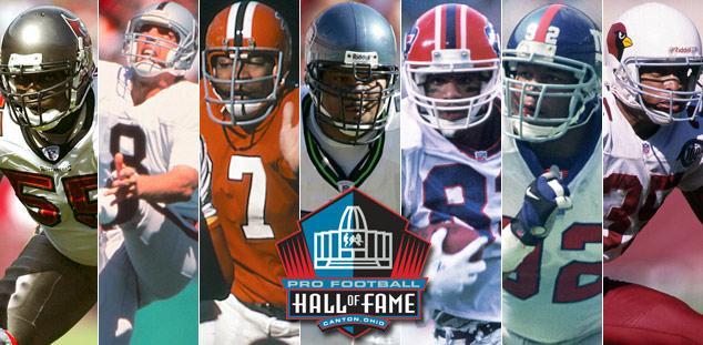 [NFL] Gli eletti nella Hall of Fame