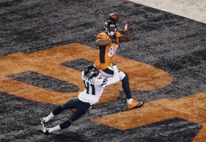 L'unico TD dei Broncos