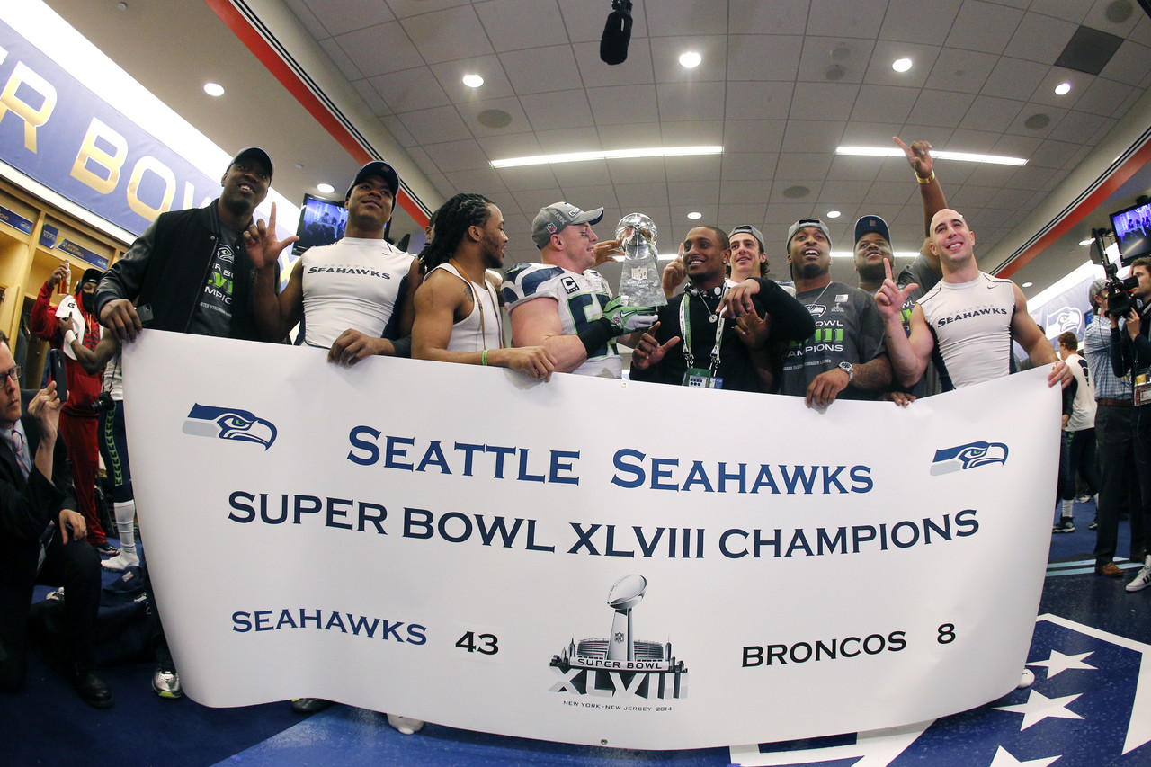 [NFL] Super Bowl: Seattle Seahawks vs Denver Broncos 43-8