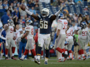 donald butler chargers