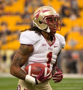 Florida State wide receiver Kelvin Benjamin