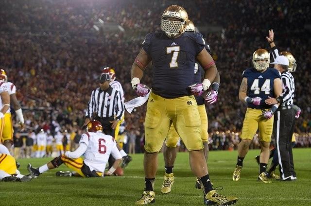 [NCAA] La strada verso il Draft: Stephon Tuitt