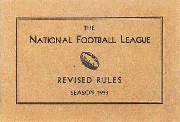 [NFL] AGGIORNATO - Le proposte di modifica al regolamento