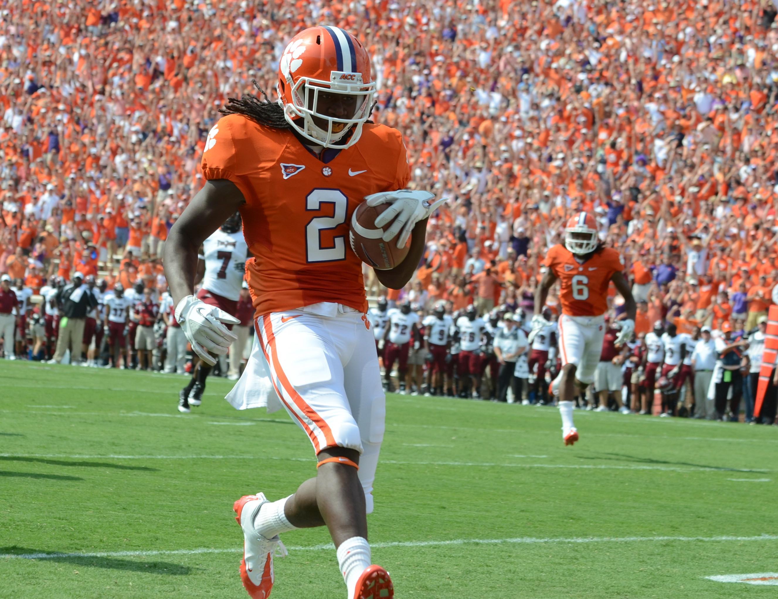 [NCAA] La strada verso il Draft: Sammy Watkins
