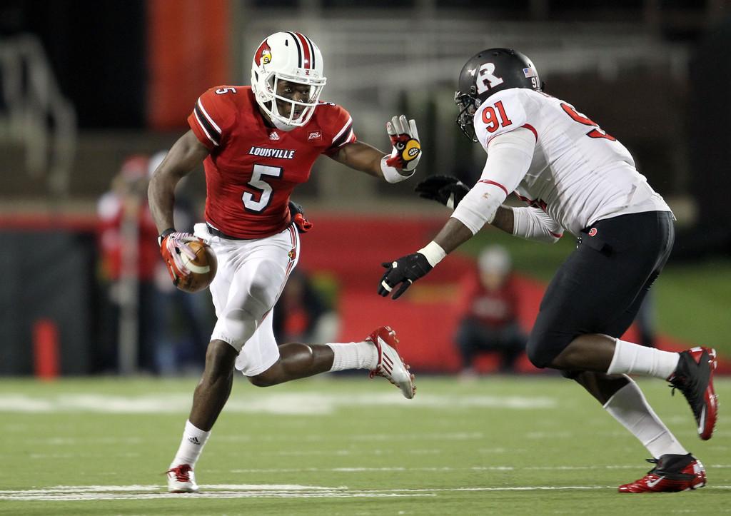 [NCAA] La strada verso il Draft: Teddy Bridgewater