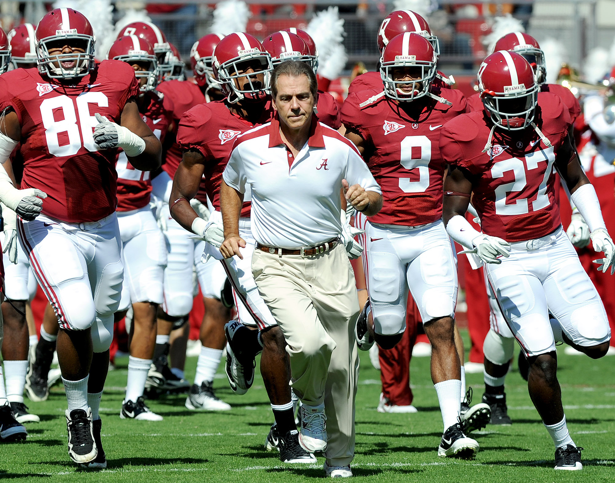 [NCAA] Il reale valore della difesa di Alabama