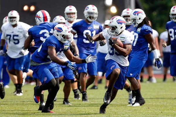 [NFL] Buffalo Bills Training Camp Report