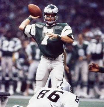 Ron Jaworski Philadelphia Eagles