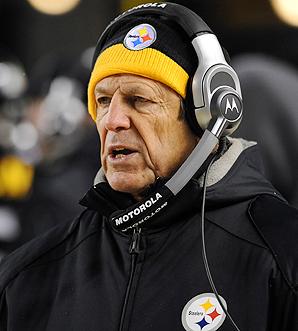 Dick LeBeau Steelers